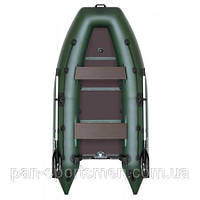 Лодка Колибри КМ-300DL трехместная, моторная