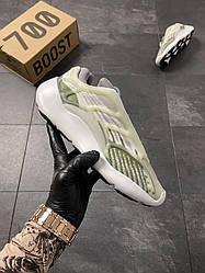 Мужские кроссовки Adidas Yeezy Boost 700 V3 Beige Grey (бежево-серые)