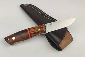 Ножі від українських майстрів - Олександр Лясковський (Knife_elmax_trapper) 90 мм