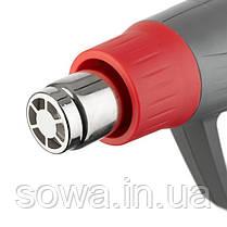 Фен технічний для випалу INTERTOOL DT-2420, фото 2