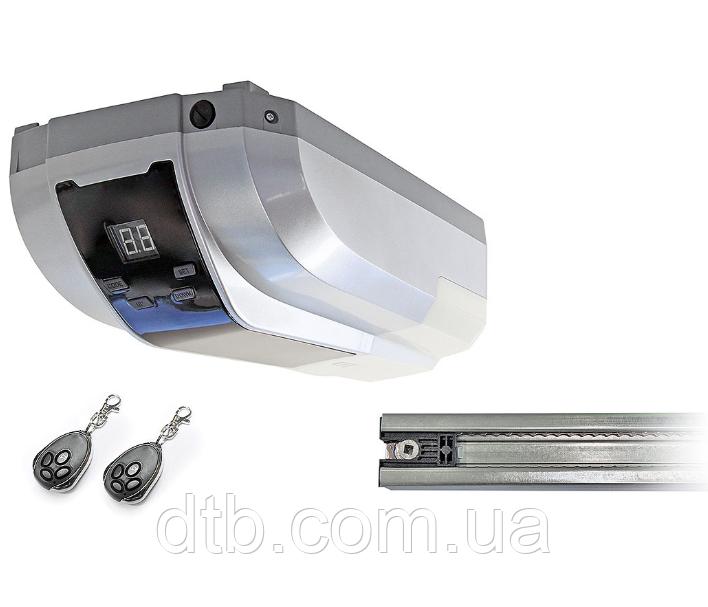 Автоматика AN-Motors ASG600 3KIT-L комплект для гаражных секционных ворот площадью до 8,4 кв.м и h до 2,7м