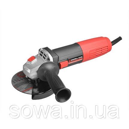 Болгарка INTERTOOL WT-0220 : 750Вт, 125мм,, фото 2