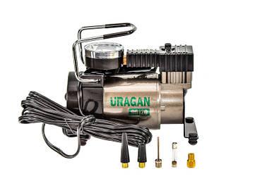 Компрессор автомобильный Uragan 90120
