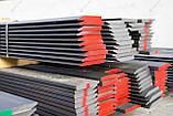 Ніж ковша Hardox 16 мм, 20 мм, 25 мм, 30 мм (ріжуча кромка ковша), фото 2