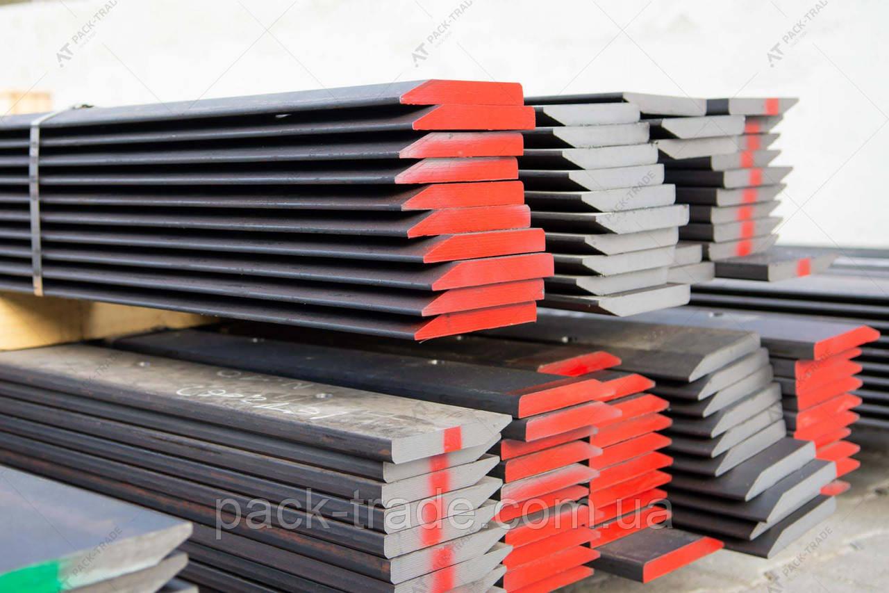 Ніж ковша Quard 16 мм, 20 мм, 25 мм, 30 мм (ріжуча кромка ковша)