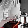 Компресор 100 л, 2.23 кВт, 220 В, 8 атм, 354 л/хв, 2 циліндра INTERTOOL PT-0005, фото 3