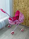 Коляска для ляльок пупсів Melogo, фото 4