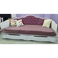 Кровать детская односпальная Лира (90 или 120 Х 200 см)