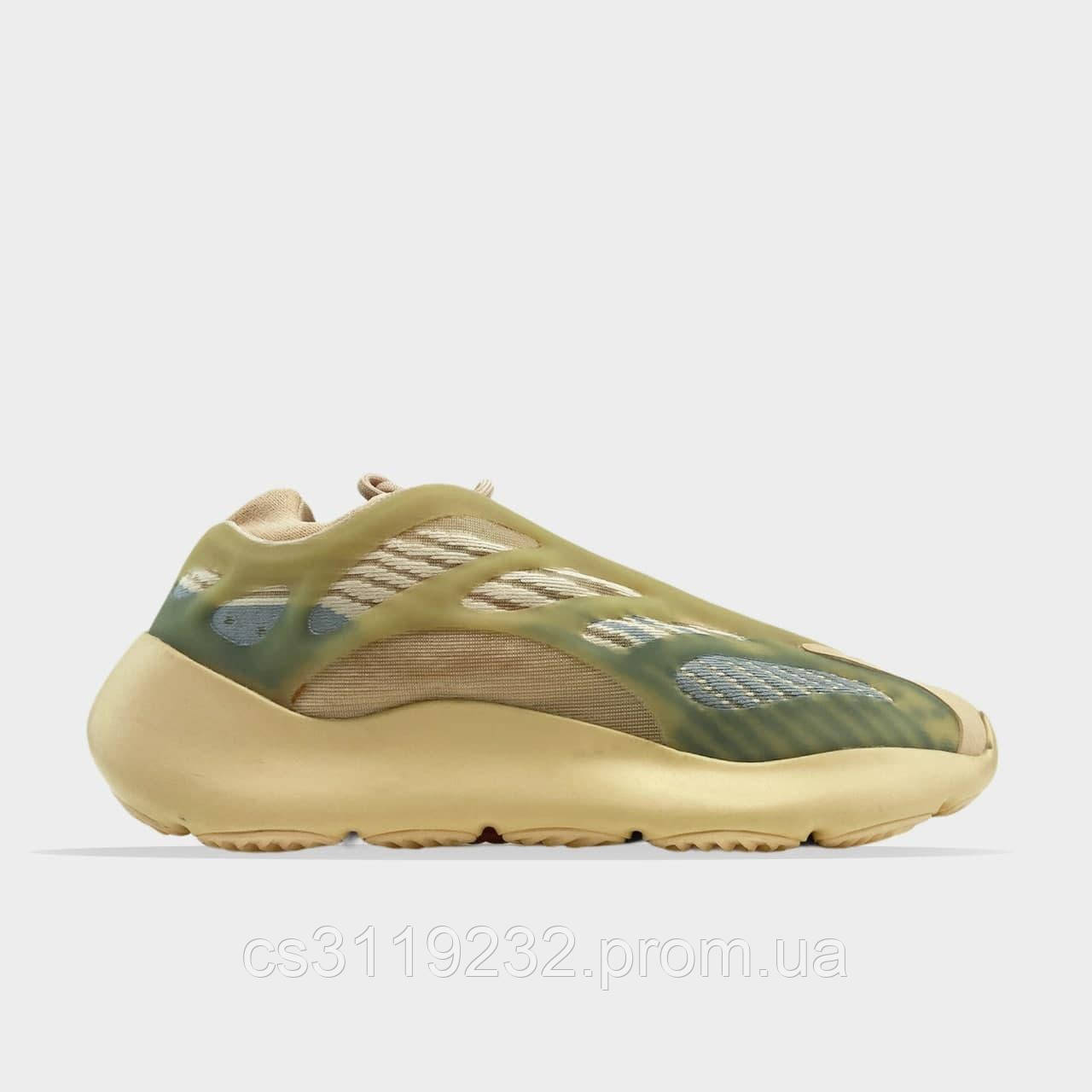 Жіночі кросівки Adidas Yeezy Boost 700 V3 Azael Peach (бежеві)