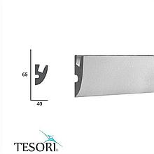 Молдинг TesoriKD 303 (1.15м), Светодиодные системы непрямого освещения из пенополистирола.