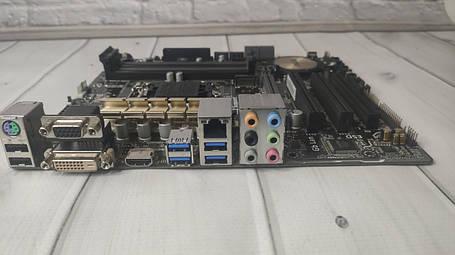 Материнская плата ASUS H97M-PLUS (s1150, Intel H97, PCI-Ex16), фото 2
