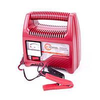 Пристрій зарядний для акумуляторів 6/12 В INTERTOOL AT-3014