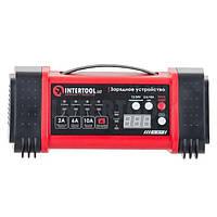 Зарядное устройство INTERTOOL AT-3019 : 12/24В, дисплей