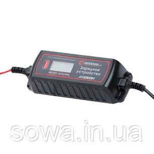 Зарядное устройство INTERTOOL AT-3023 : 6/12В, фото 2