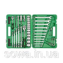 Профессиональный набор инструментов INTERTOOL ET-6077, фото 2