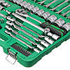 Профессиональный набор инструментов INTERTOOL ET-6077, фото 4