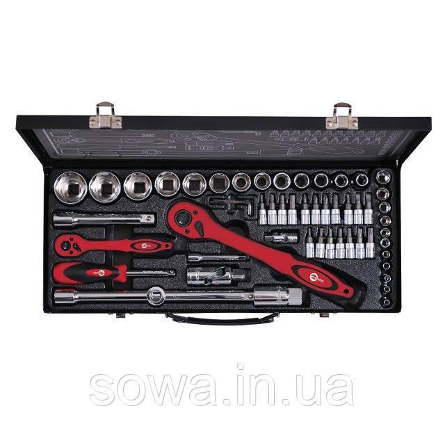 Професійний набір інструментів INTERTOOL ET-6056