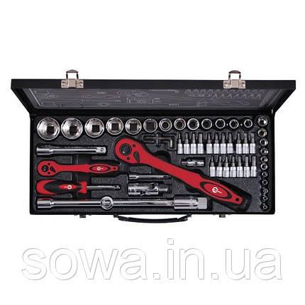 Профессиональный набор инструментов INTERTOOL ET-6056, фото 2