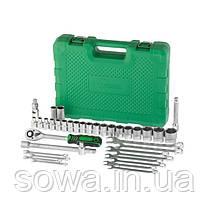 Набор инструментов INTERTOOL ET-6038SP : 38ед , фото 3