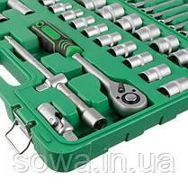 Набор инструментов INTERTOOL ET-6038SP : 38ед , фото 2