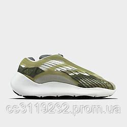 Мужские кроссовки Adidas Yeezy Boost 700 V3 Beige White (бежевый)