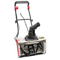 Снегоуборщик электрический INTERTOOL SN-1600 : 1.6 кВт