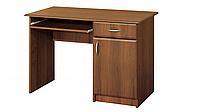 Стол письменный однотумбовый МДФ / Мебель Сервис, фото 1