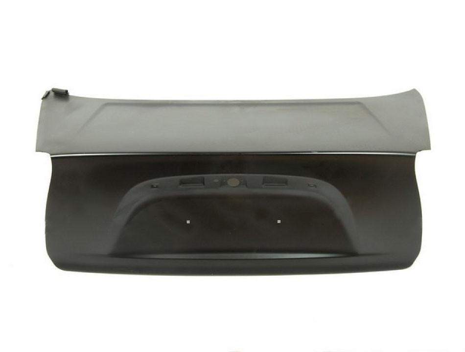 Крышка багажника Ланос 2 седан черная ЗАЗ МЯТАЯ Уценка, tf69y0-5604010-05