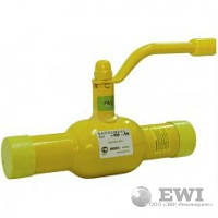 Кран шаровой приварной Ballomax (Балломакс) DN32 PN40 для газа