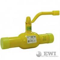 Кран шаровой приварной Ballomax (Балломакс) DN40 PN40 для газа