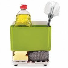 Органайзер для кухонных принадлежностей на раковину со сливом воды Caddy Tower
