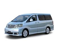 Toyota Alphard (2002 - 2008)