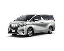 Toyota Alphard 3 (2015 - ...)