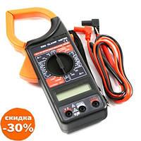 Мультиметр токоизмерительные клещи DT 266 - Измерительные приборы