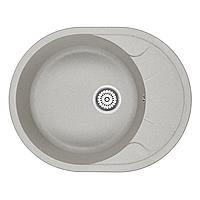 Мойка кухонная гранитная Minola MOG 1155-63 Базальт