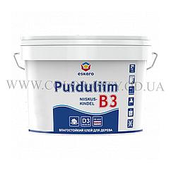 Клей для дерева Puiduliim B3 Eskaro 2,5л