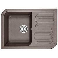 Мойка кухонная гранитная Minola MPG 1145-70 Эспрессо