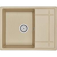 Мойка кухонная гранитная Minola MPG 1150-65 Песок