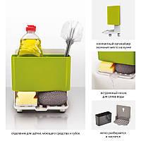 Органайзер для кухонных принадлежностей на раковину со сливом воды Caddy Tower, фото 1