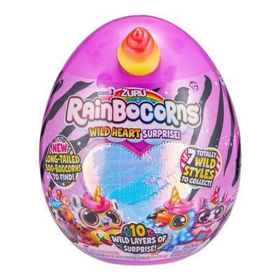 Мягкая игрушка-сюрприз Rainbocorn-D (серия 3)