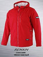 """Куртка чоловіча демісезонна REMAIN,(4кол.) розміри M-3XL """"REMAIN"""" недорого від прямого постачальника"""