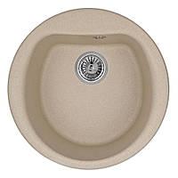 Мойка кухонная гранитная Minola MRG 1045-50 Песок