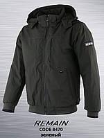 """Куртка чоловіча демісезонна REMAIN,(2цв.) розміри M-3XL """"REMAIN"""" недорого від прямого постачальника"""