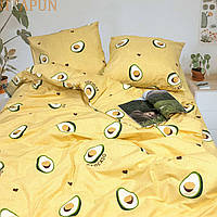Хлопковый полуторный набор постельного белья VILUTA, арт 20118