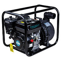 Мотопомпа 7.5л.с. Hmax 30м Qmax 38м³/ч (4-х тактный) для агрессивной среды AQUATICA (772539)
