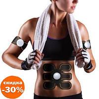 Миостимулятор body mobile gym стимулятор мышц пресса (Пояс Ems-trainer) - Товары для йоги и фитнеса