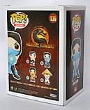 """Колекційна фігурка FUNKO POP! Серії """"Mortal Kombat"""" – SUB-ZERO, фото 4"""