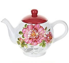 "Чайник заварочный ""Райский сад"" 850мл"
