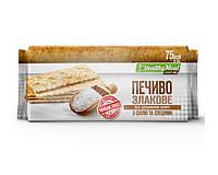 Power Pro печенье со злаками 100 г с солью и специями