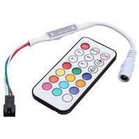 SMART RGB контроллер PROLUM RF 21 key 1024px 5-24V S2812B; WS2811; WS2813; 6803; USC1903
